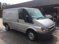 Ford transit 100psi 2005