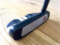 ODYSSEY Works Big T #5 Putter with SuperStroke 3.0