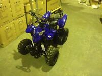 Quad bikes 110cc auto four stroke new