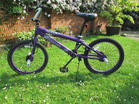Childs Mongoose Stunt BMX bike