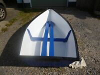 brand new 7ft6in plywood dinghy tender