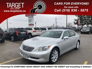 2007 Lexus LS 460 Fully Loaded, Drives Great Very Clean SWB