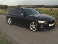 2012 BMW 320d Touring M Sport Auto EfficientDynamics 5dr Estate.. NOT 330d 335d Merc E250 E350 C220d