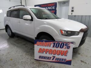 2010 Mitsubishi Outlander 7 PASSAGERS 4X4