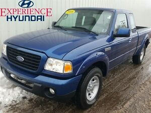 2008 Ford Ranger Sport THIS WHOLESALE TRUCK WILL BE SOLD AS TRAD