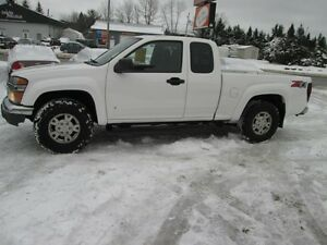 2008 Chevrolet Colorado LS 4X4 Z71