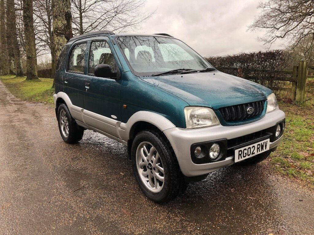 Daihatsu Terios 4WD Special Edition, Leather Seats, Alloys