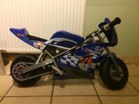 Razor Pocket Rocket electric motorbike