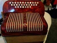 Honner button accordion