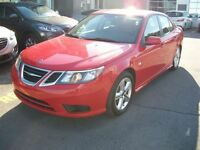 2011 Saab 9-3 2.0T XWD LEATHER, CLIMATE, AWD, TURBO