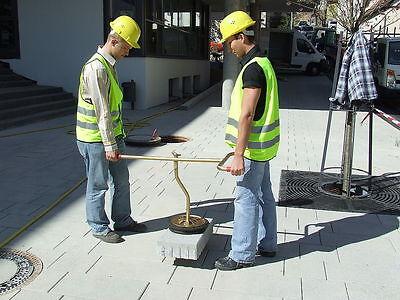 PROBST Vakuum Handy VH-2/50 Handverlegegerät 50kg Plattenheber Steine verlegen