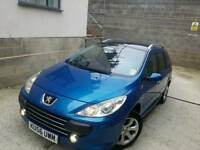 Peugeot 307 SW 1.6HDI good condition