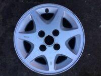 Ford Sierra XR4x4 alloy wheel