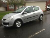 """""""AUTOMATIC"""" RENAULT CLIO 1.6 EXPRESSION. """"LOW MILES"""""""