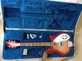 Rickenbacker 360 Fireglow Guitar (1997)
