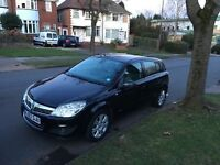 Vauxhall Astra Elite 2007 Black 1.8 - Bargain
