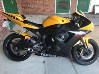 Yamaha YZF- R1 5PW 2004 16k Miles. Hpi clear. Full Mot. Free Delivery