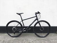 Pinnacle hybrid racing city bike L size