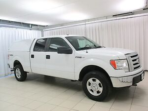 2012 Ford F-150 XLT 4X4 CREW CAB 4DR 6PASS