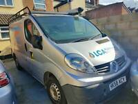 RENAULT TRAFFIC/VIVARO 2009 GENUINE LOW 77K MILES!