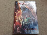Justice League Volume 7 Graphic Novel Hardcover New in Shrink Wrap