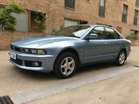 2000 | Mitsubishi Galant 2.4 | Automatic | 1 Year MOT | Very Good Condition