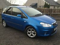 2007 Ford C-Max Zetec 1.8 Tdci 115 Bhp(Alloys Fogs Privacy Heated Screen)**Finance Fron Only £79**