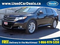 2014 Toyota Venza Awd Fully Equipped Alloys Cruise