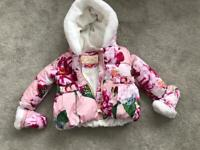 Ted Baker Jacket 3-6 months baby girl