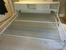 Day bed/sofa bed/ double bed metal frame