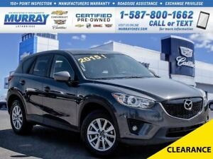 2015 Mazda CX-5 **Sunroof!  Remote Start!**