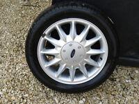 Ford Mondeo / Granada Ghia 12 spoke alloy wheel