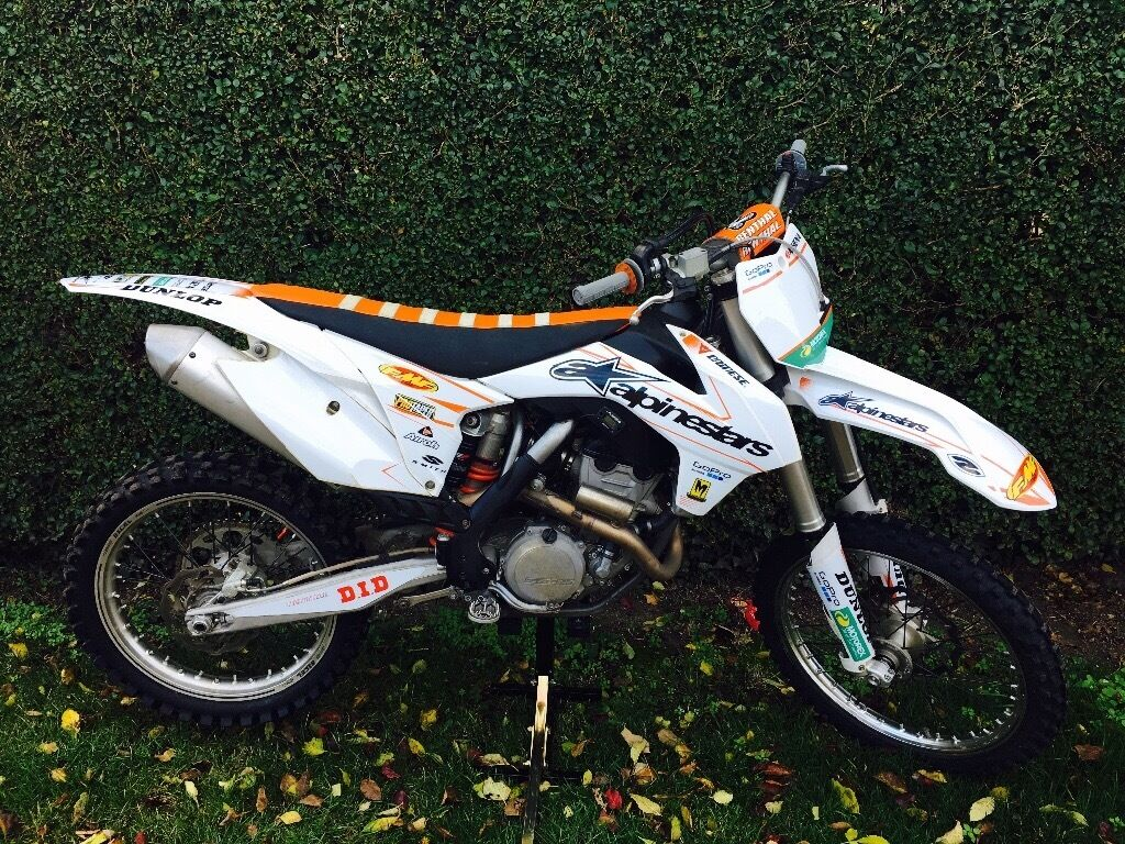 ktm sxf 250 2013 not kxf crf rmz yzf in berkhamsted hertfordshire gumtree. Black Bedroom Furniture Sets. Home Design Ideas