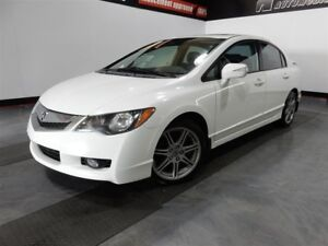 2009 Acura CSX Type S-CUIR-TOIT-MAGS-SIEGES CHAFFANTS Type S-LEA