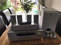 Yamaha home cinema/surround sound