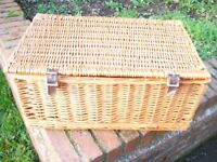 Picnic Hamper ,Large and well made