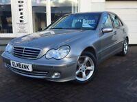 2004 54 Mercedes-Benz C180 Kompressor 1.8 Avantgarde SE~VERY LOW MILES~