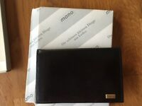 Mano leather credit card holder
