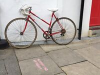 54cm Peugeot vintage road bike