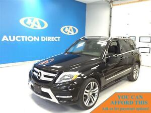 2013 Mercedes-Benz GLK-Class 350 4MATIC, FINANCE NOW!!