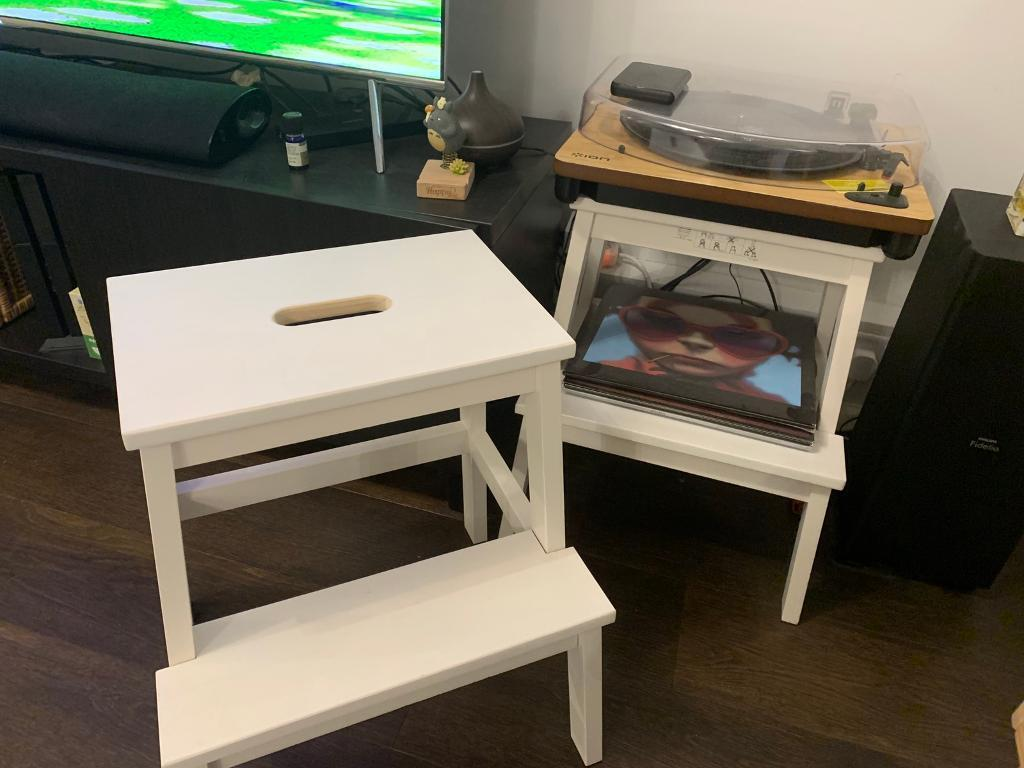 Surprising Ikea Bekvam Step Stool Display Table In Maida Vale London Gumtree Unemploymentrelief Wooden Chair Designs For Living Room Unemploymentrelieforg