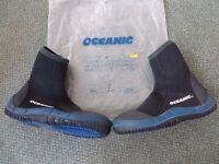 Oceanic Dive Boots