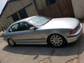 BMW 523 SE Very Low Mileage of 92,000 full history