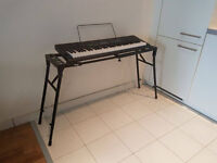 CASIO CTK-3400SK KEYBOARD WITH STAND - Only used once. Perfect condition!