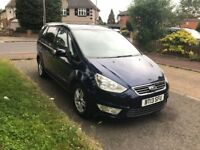 7 Seater -- 2013 Ford Galaxy 2.0 TDCi Zetec Automatic 87000 Miles -- Part Exchange OK -- Great Spec