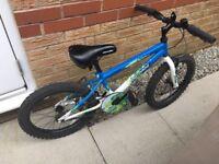Apollo Boys Bike Age 6-8