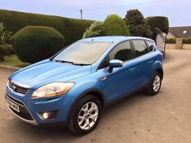 FORD KUGA 2.0 DIESEL, 2008, ONLY 69,000 MILES **FINANCE THIS FROM AS LITTLE AS £38 PER WEEK**