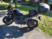 Kawasaki ER6 N ABS for sale - lots of extras