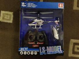 Brand New Boys Gift Remote Control Helicoptet