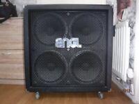 Engl Standard Cabinet 4x12 V60 Speakers Straight E412